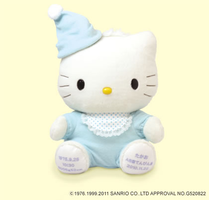 Hello Kitty & Dear Daniel ベビー(ダニエル)24,000円(税別)
